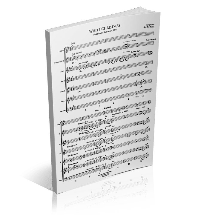 white christmas pdf