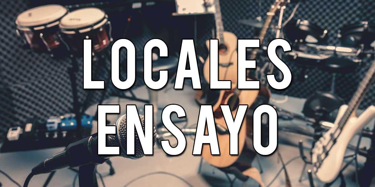 Locales ensayo Barcelona