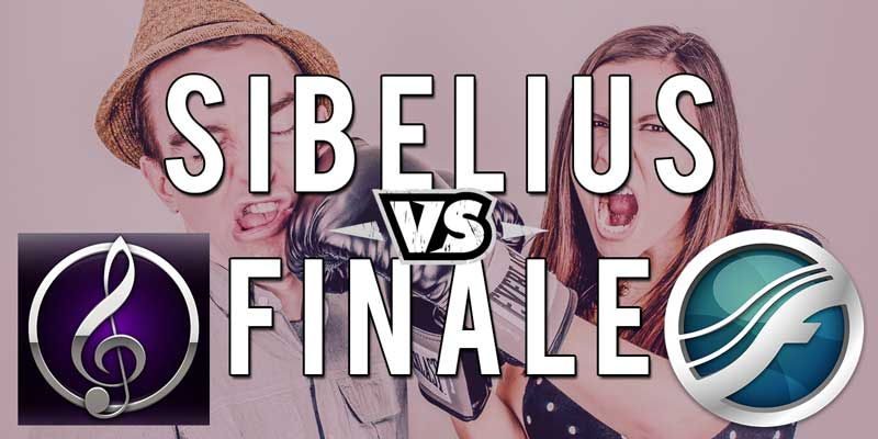 sibelius vs finale
