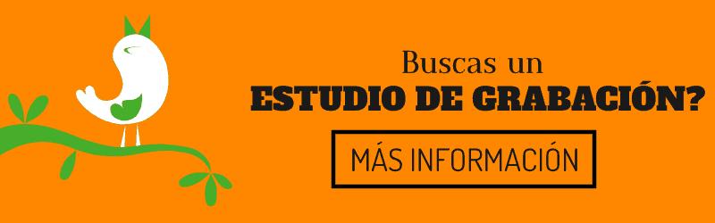 estudio de grabacion barcelona