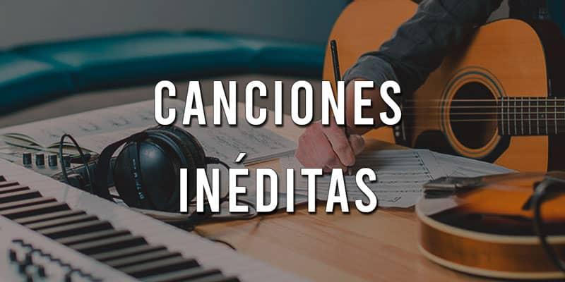 Artículo sobre la compra de canciones originales para interpretar o grabar en un disco
