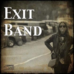 Portada del disco de exit band